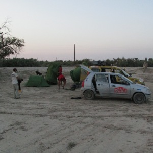 8 - MP - campsite in Kazakhstan
